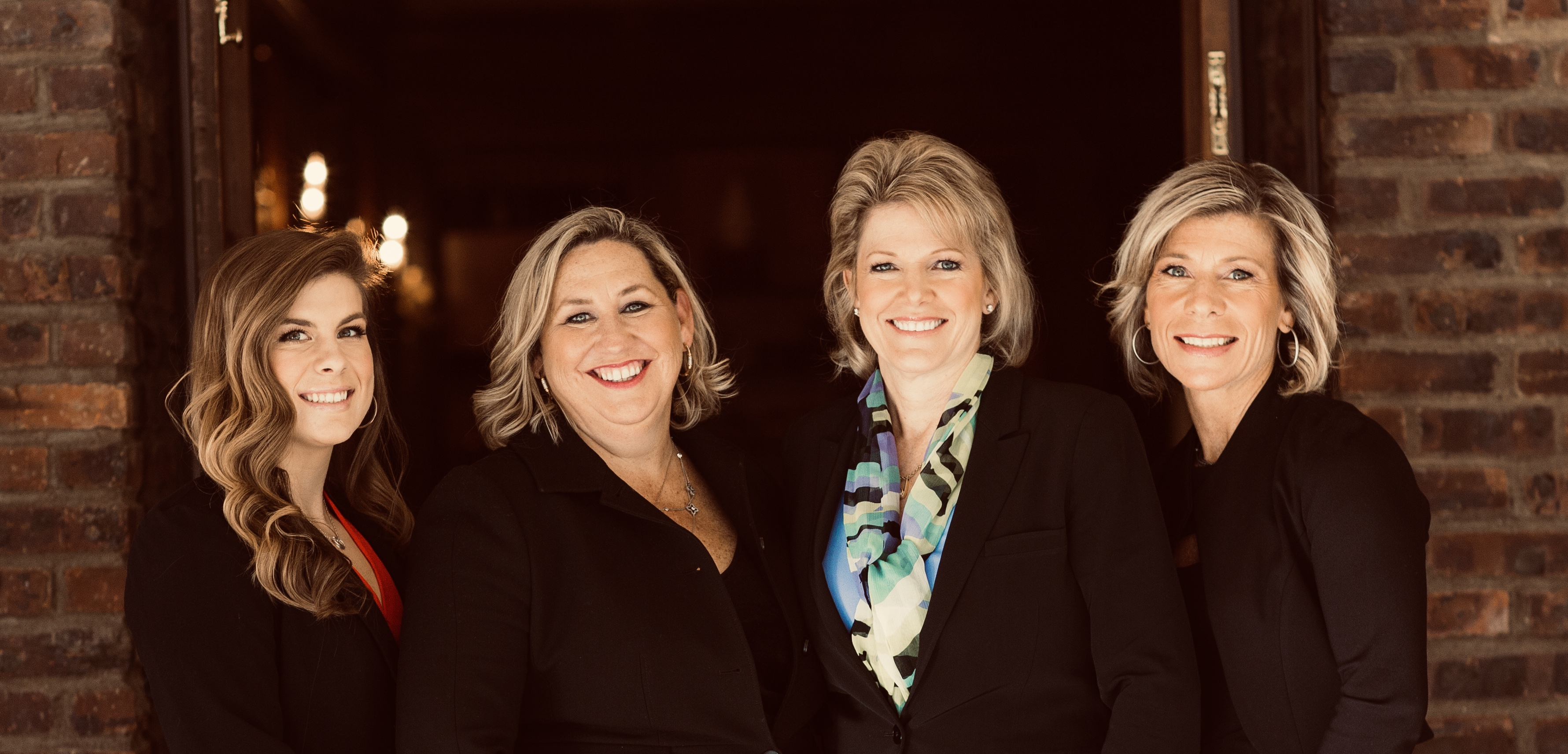 CW Wealth Management Group Caroline Marie Chahalis, Ginger Louise Ward, Tina L. Pairo, Shelby Faye Tennant
