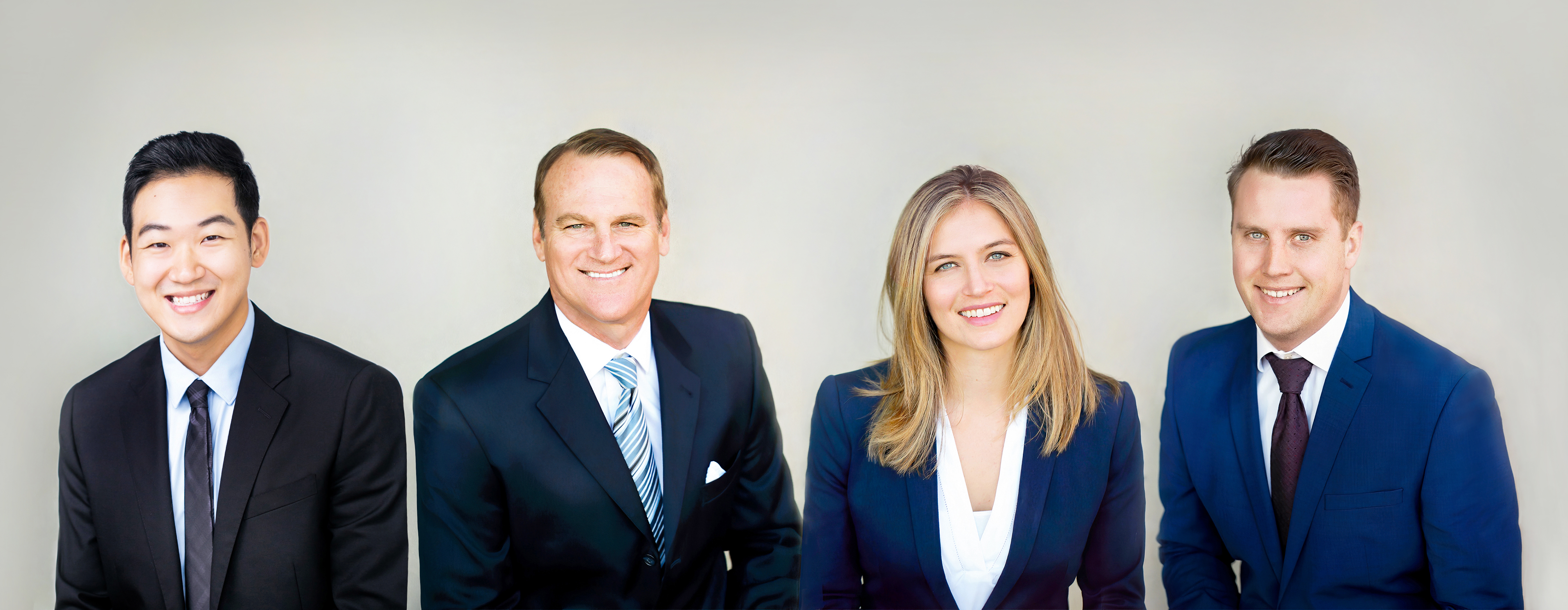 Taylor Family Wealth Management Robert Taylor, Kimberly Guha, Carolyn Eirich, Kevin Clark Fennell